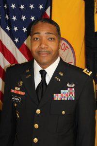 LTC (Dr.) Vincent L. Jackson